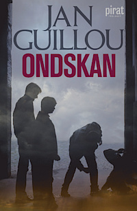 """Ingrid said she """"couldn't face"""" the nastiness in Jan Guillou's semi-autobiographical tale Ondskan (Evil) of hazing at a Swedish boarding schoolPhoto: Piratförlaget"""