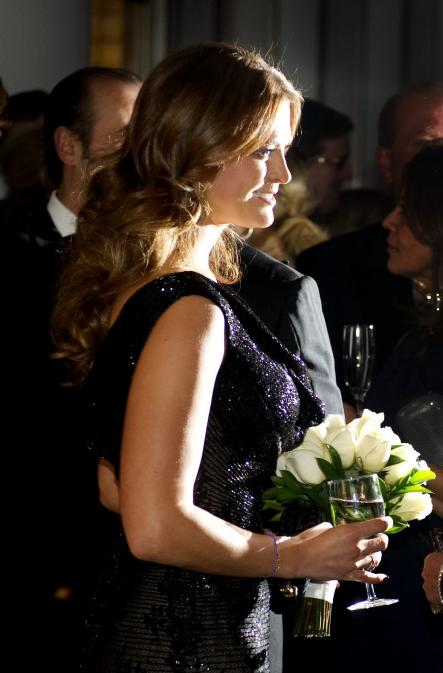 The princess at an event in New York in 2012.Photo: Jessica Gow/Scanpix