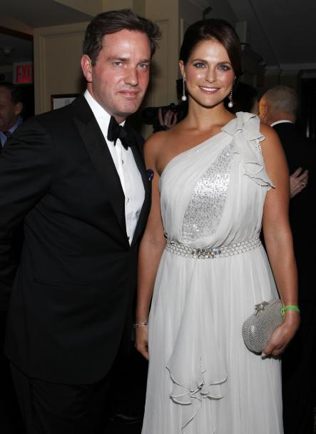 Her Royal Highness and her fiancé, Chris O Neill are seen at The Raoul Wallenberg Civic Courage Award Gala at the Yale Club on November 7th 2012 in New York City.Photo: Amy Sussman/SCANPIX