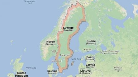 Parallel geography<br>A long and thin land boasting a frozen north (full of wolves), a bustling hub of immigrant-rich trade in the south, a capital city somewhere on the south-eastern coast, and archipelagoes sprouting off the east and west coasts. Are we talking about Sweden, or Westeros? The answer: Both.Photo: Google Maps