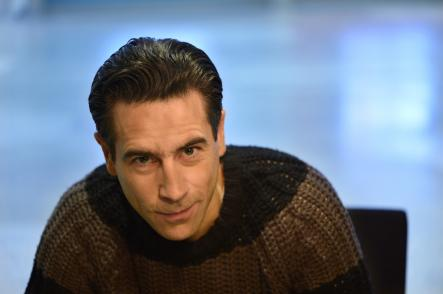 Ola Rapace<br>Actor who fought James Bond in 2012's SkyfallPhoto: Anders Wiklund/Scanpix