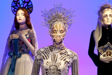 In pictures: The Fashion World of Jean Paul Gaultier exhibition