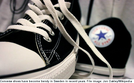 Converse sues Swedish shop over 'fake' shoes