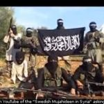 Swedes joining rebels can 'rarely be stopped'