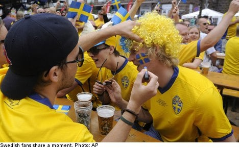 Top ten ways you know you've turned Swedish