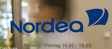Sweden sells 6.4-percent stake in Nordea