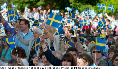 National Day 'important' for new Swedish citizens