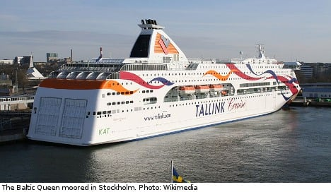 Man survives Baltic Sea ordeal after ferry fall