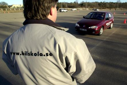 8) Driving Instructor <br>Want to help young Swedes get behind the wheel? Then you need to follow it up with the Transportstyrelsen (Swedish Transport Agency) Just make sure to drive on the correct side of the road. Photo: Scanpix