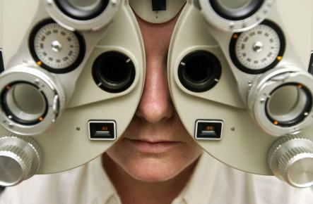 6) Optician<br>Got an eye for detail? Opticians who want to practise their craft in Sweden need to contact the Socialstyrelsen (National Board of Health and Welfare) before they can focus on continuing their career.  Photo: Scanpix