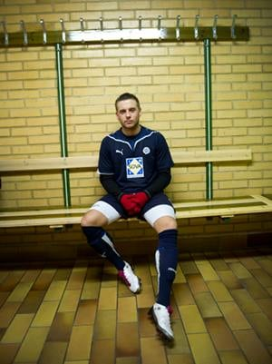 4. Anton Hysén<br>Professional footballer Anton Hysén made international headlines in 2011 when he revealed that he was gay in an interview with sport's magazine Offside.Photo: Björn Larsson Rosvall/Scanpix