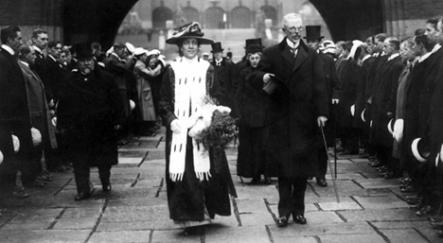 Unhappy <br>The marriage between Gustav V and Queen Victoria has been widely reported not to be a happy one. Photo: Scanpix