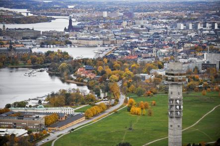 Top ten places to take a visitor to Stockholm