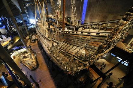 """Vasa Museum<br>Even though it's summer, this is the one thing you should definitely do inside. You'll be left gobsmacked by the ship, which sunk in 1628 and spent the next 333 years on the seabed in central Stockholm. Now, it's been pulled to the surface, touched up, and put on display in a fantastic museum. Take a guided tour - it's free once you've paid entry, and fascinating. Open every day. <a href=""""http://www.vasamuseet.se/en/"""" target=""""_blank"""">For more info (in English), click here.</a>Photo: Anders Wiklund/Scanpix"""