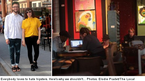Why Sweden should be grateful to hipsters