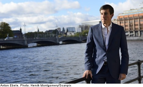 Young MP quits due to 'loser' politicians