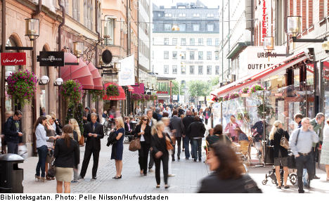 Stockholm's 'Library Town': What's in a name?