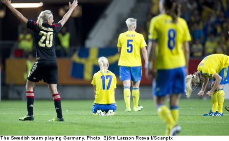 Ladies football not 'sexy' enough for the media