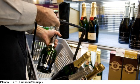 Systembolaget reports supermarket wine sales