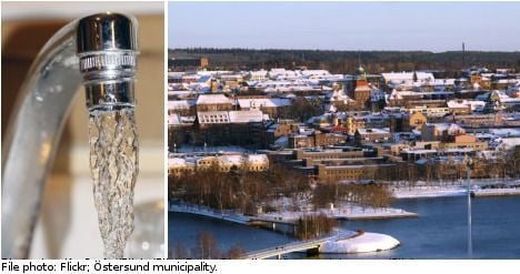 Swedish city indicted over parasite outbreak