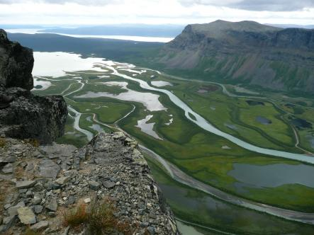 A view from Skierfe; one of the National Park's river valleys.Photo: Flickr/Kitty Terwolbeck