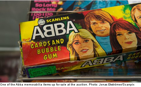 Mamma Mia! Final Abba auction tally disappoints
