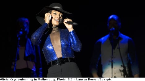 Swede: Alicia Keys' band sexually harassed me