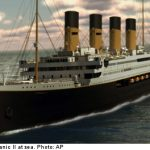 Titanic II to be decked out by Swedish designers
