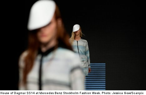 The Local's full coverage of Mercedes Benz Stockholm Fashion Week