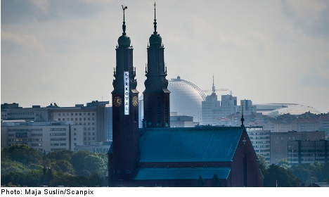 Sweden Democrats gain in church elections