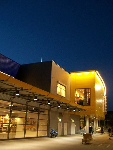 The biggest Ikea stores in the world