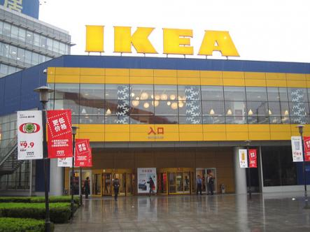 Shanghai Ikea<br>This Ikea in Shanghai, China is the second biggest in the world. Make your way through 49,400 square metres of home-ware and furniture heaven. China is also home to the third and fourth biggest Ikeas in the world. Talk about being greedy.Photo: James Proffer/Flickr.com