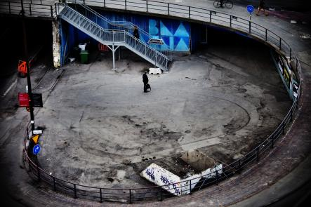 Discussions about Slussen's redevelopment date back to the 1970s.Photo: Tor Johnsson/Scanpix