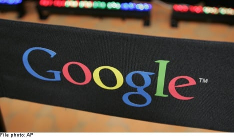 Google ranked top spot for Swedish students