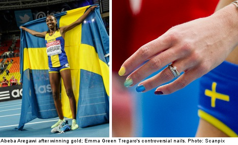 Runner 'disappointed' over gay scandal