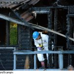 Two die in suspected Stockholm arson attack