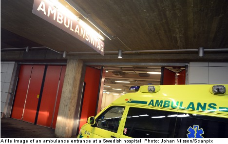 Malmö shooting leaves one man in hospital