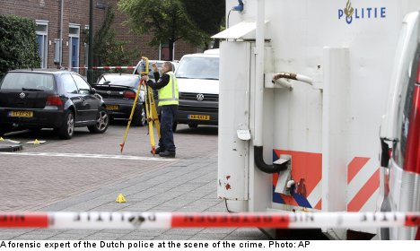 Man held after Swede stabbed in Dutch town