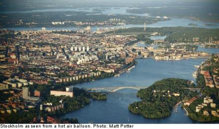"""Why you should: 3) Sweden is a brilliant country to end up in<br>Why wouldn't you want to end up in Sweden if the dating turns into a proper relationship. Sweden tops lists in healthcare, education, and quality of life just about every week. Last month, and perhaps as a result, Swedes were even <a href=""""http://www.thelocal.se/50156/20130909/"""" target=""""_blank"""">ranked as the fifth happiest in the world</a>. That could be you. Oh yes, and it's beautiful."""