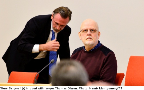 Cleared Swedish serial killer hopes for release