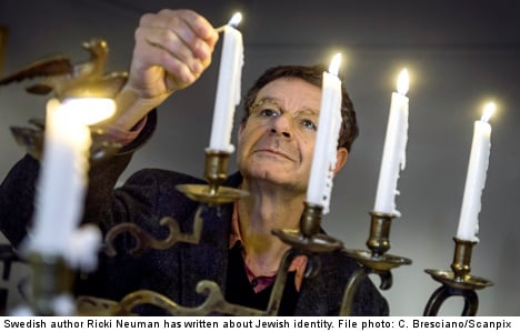 Half of Sweden's Jews hide their faith: report