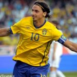 Zlatan fires Sweden into World Cup play-offs