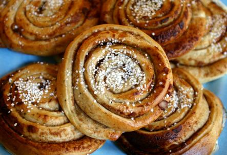Cinnamon Bun Day: What's it all about?