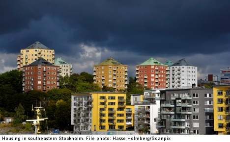 Young renters' odds for Stockholm flat: 1 in 2,000