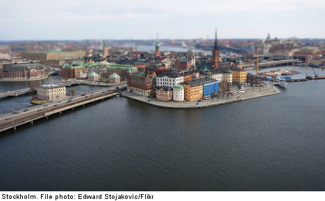 Stockholm voted best cruise hotspot in Europe