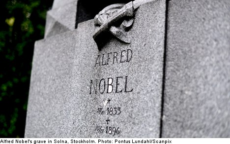 The Swedish scientist behind the Nobel Prizes