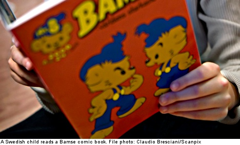 Schools agency issues comic book warning