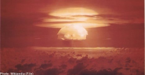 Swedish banks in nuclear weapons 'hall of shame'