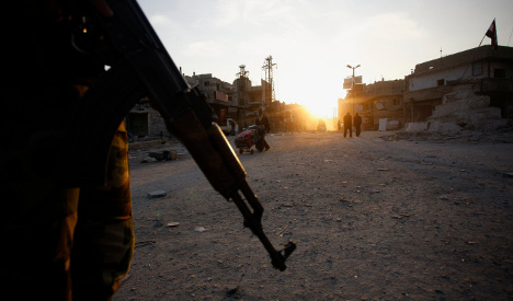 Two Swedish journalists abducted in Syria
