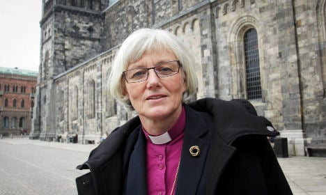 Archbishop speaks out after anti-Islam attacks
